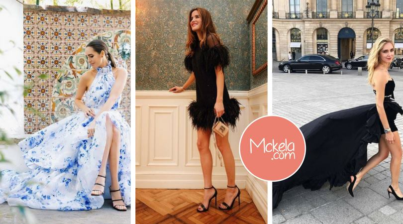 15 looks of instagramers for wedding guests